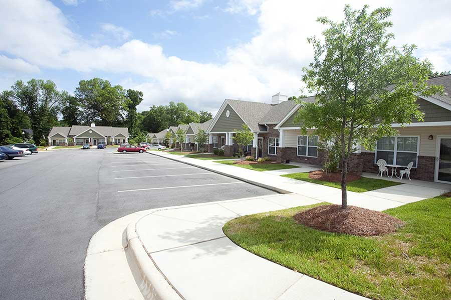 KMW Builders Churchview Farm Affordable Housing
