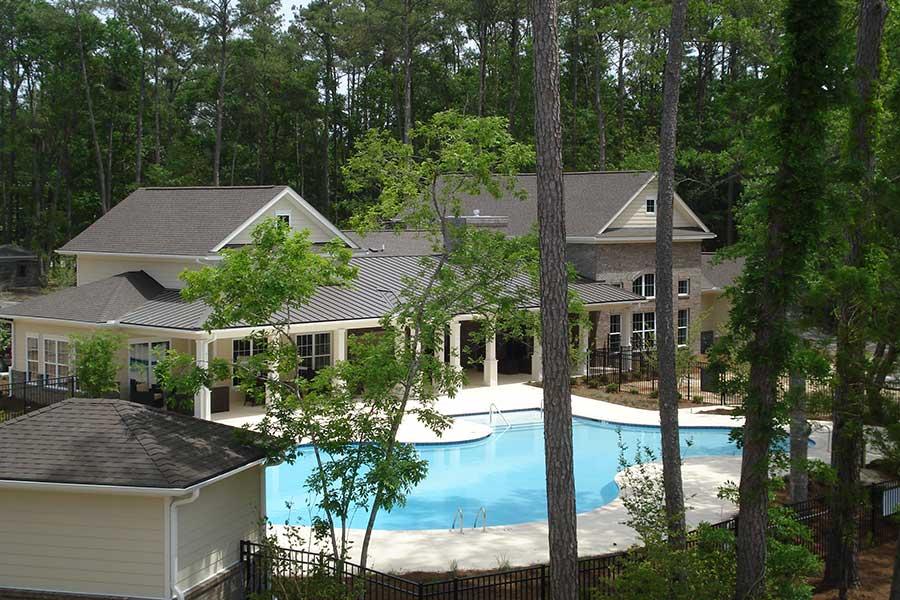Arbor Village Multi-family Housing KMW Builders