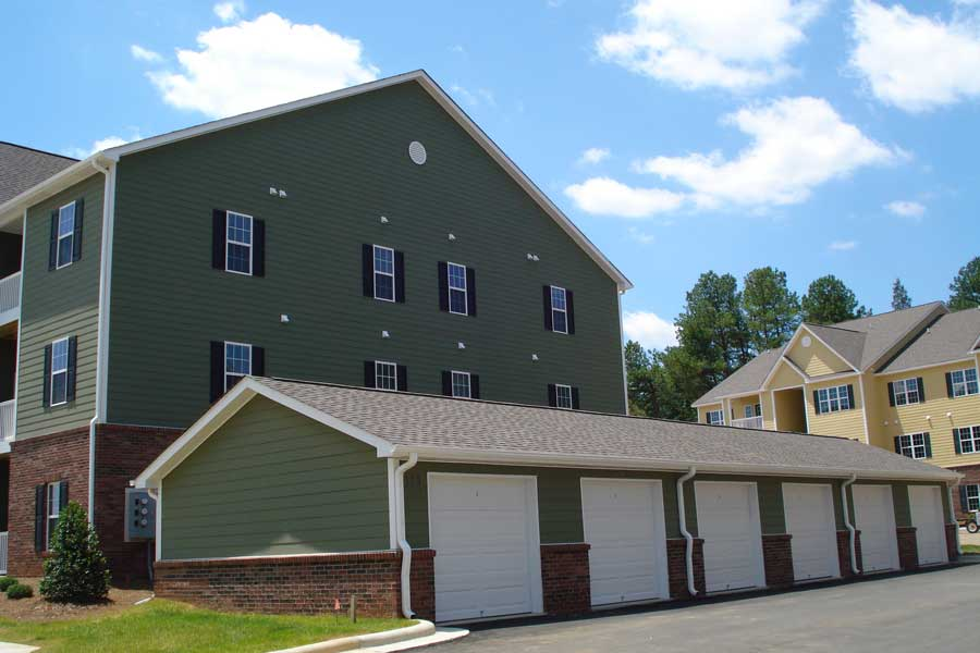 Carden Place Multi-family Housing KMW Builders
