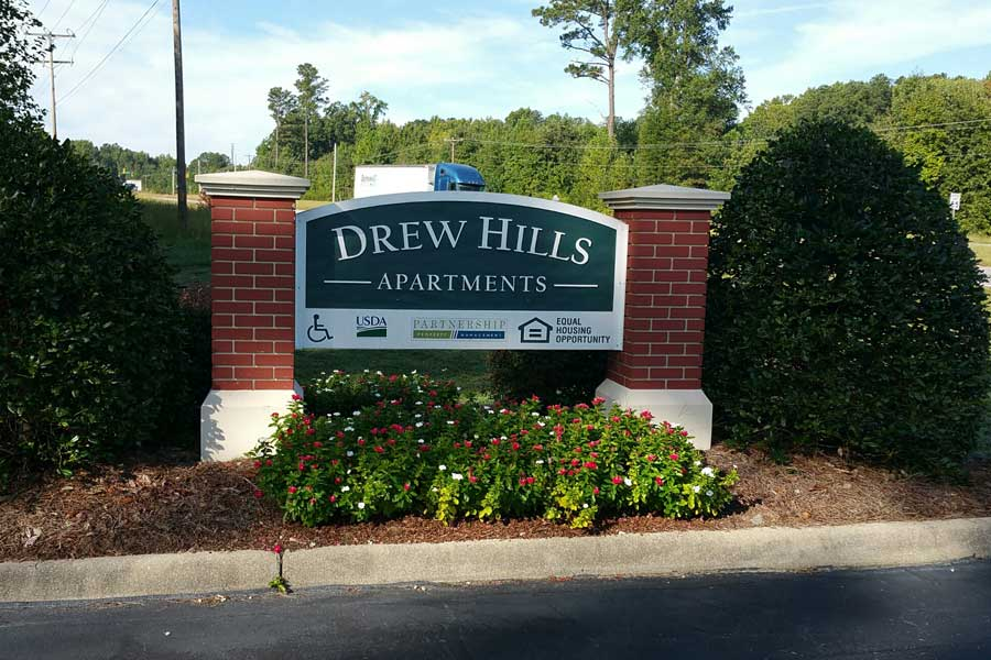 Drew Hills Commercial Rehab Project KMW Builders Southeast US