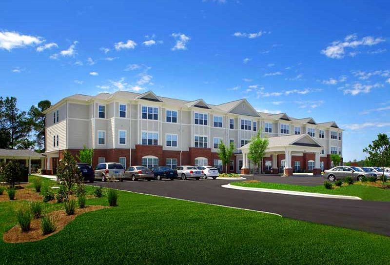 KMW Builders Commercial Construction Senior Living in NC