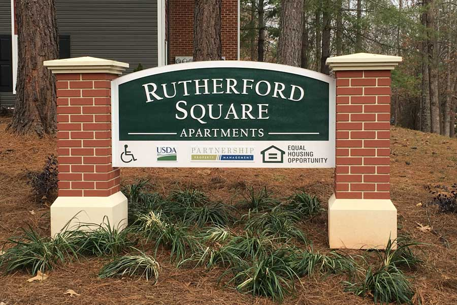 Rutherford Square Commercial Apartment Complex Rehab KMW Builders