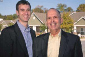 Kevin Sasser and John Kavanagh KMW Builders