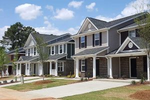 The Village at Rivers Edge Affordable Housing KMW Builders