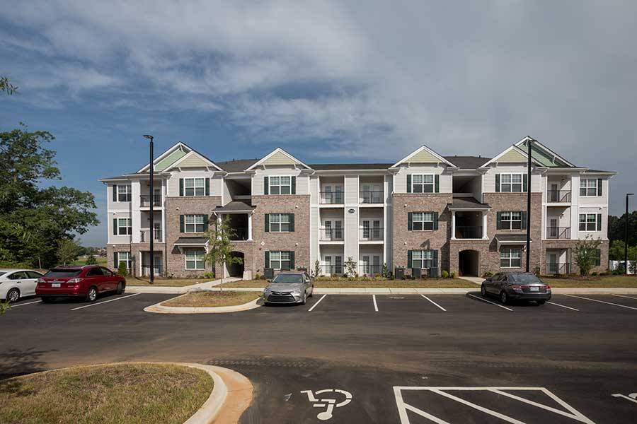 KMW Green building and multi-family housing