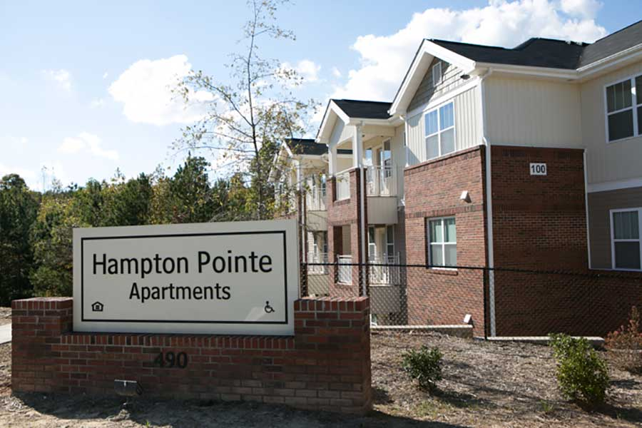 Hampton Pointe - KMW Builders Affordable Housing