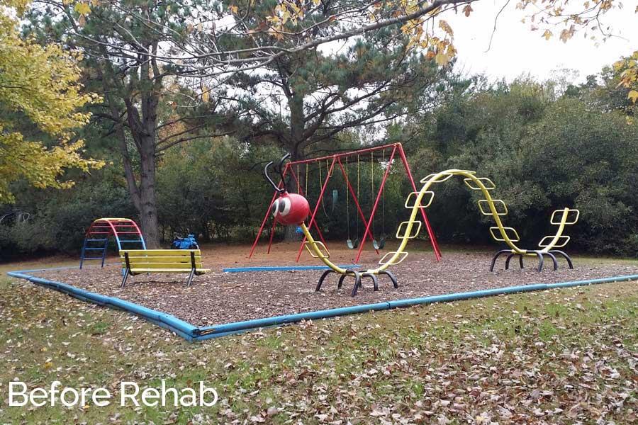Drew Hills Commercial Rehab Project KMW Builders Southeast US