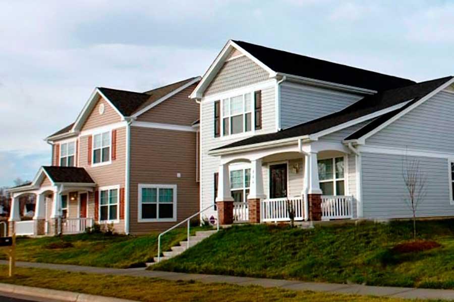 Spring Brook Meadows Affordable Housing KMW Builders