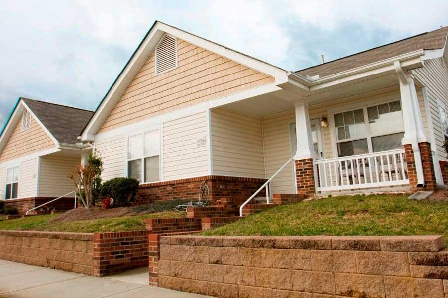 Spring Brook Senior Villas Adult Living KMW Builders