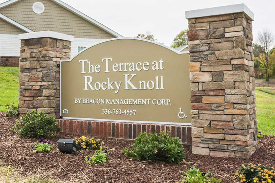 Terrace at Rocky Knoll Affordable Housing KMW Builders