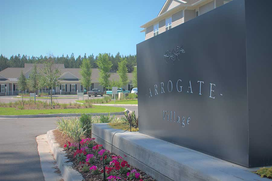 Arrogate Village at North Creek