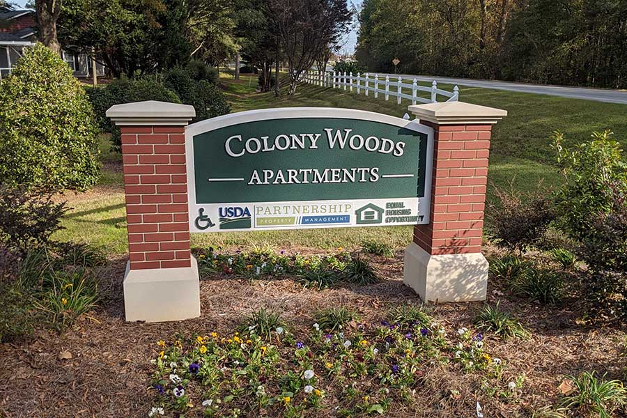 Colony Woods, a KMW Builders Project